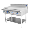 COOKRITE GAS 1200mm HOTPLATE ON STAND