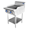 COOKRITE GAS 600mm CHARGRILL WITH STAND