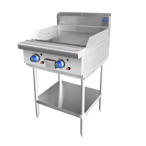 COOKRITE GAS 600mm HOTPLATE ON STAND