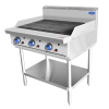 COOKRITE GAS 900 CHARGRILL ON STAND