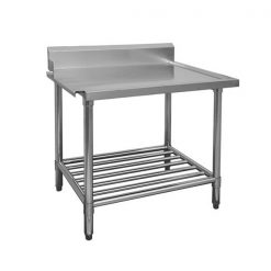 Stainless Steel Outlet Dishwasher Bench