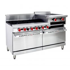 Combination Gas Cooking Equipment