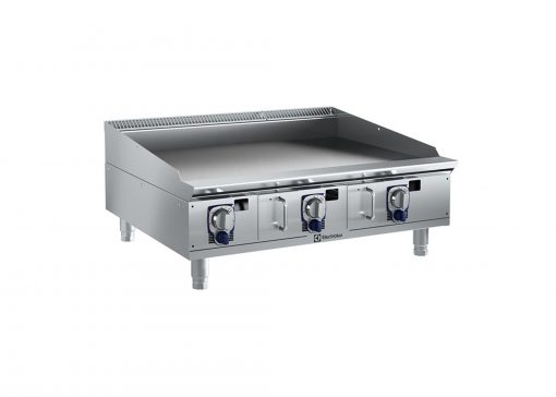 electrolux gas compact fry -top