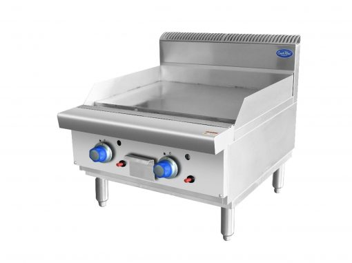 COOKRITE GAS 600mm HOTPLATE