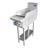 COOKRITE GAS 300mm HOTPLATE WITH STAND
