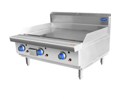 COOKRITE GAS 900 mm HOTPLATE
