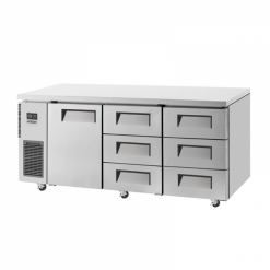 Commercial Freezer Drawers