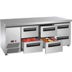 Refrigeration/Lowboy Refrigerated Benches